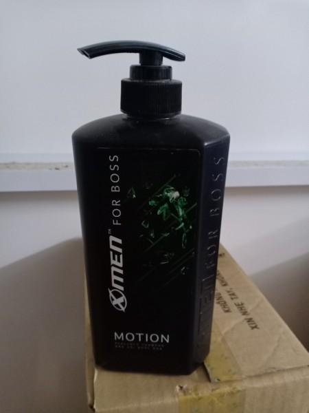 Dầu Gội Xmen For Boss Motion 650ml (Xanh) nhập khẩu