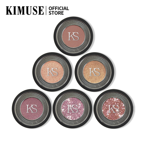 KIMUSE Palet Eyeshadow 6 Warna giá rẻ