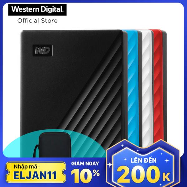Bảng giá Ổ cứng di động WD My Passport 1TB USB 3.2 Gen 1 (Nhiều màu) Phong Vũ