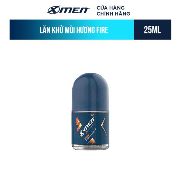 Lăn Khử Mùi X-Men Fire 25ml