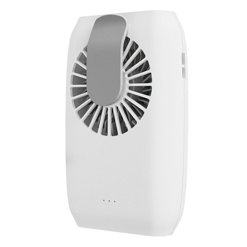 Bảng giá USB Mini Electric Fan Fan Hanging Waist Hanging Neck Handheld Fan Portable Fan Lazy Fan Phong Vũ