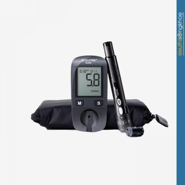 Nơi bán Máy đo đường huyết Roche Accu Chek Active