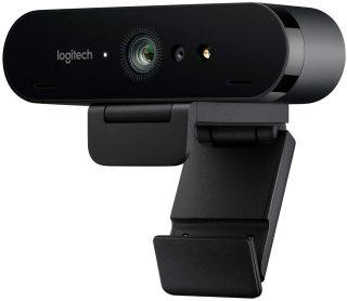 Webcam Logitech BRIO - 4K Ultra HD C1000E - WEBCAM DOANH NGHIỆP BRIO ULTRA HD PRO Webcam cao cấp 4K với HDR và hỗ trợ Windows Hello - Logitech C1000E BRIO Ultra HD Webcam for Video Conferencing, Recording, and Streaming thumbnail