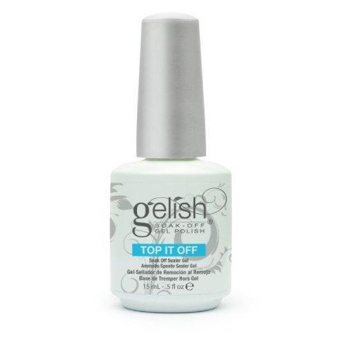 Sơn Móng Tay Gel Gelish Top-It-Off, Base Gel Foundation (dành cho tiệm nail chuyên nghiệp) tốt nhất
