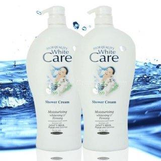 (TRẮNG DA MỊN MÀNG )CHAI Sữa tắm Care hương thơm, quyến rũ - Sữa tắm Dê Care cho làn da mịn màng như lụa - Mùi hương dịu nhẹ chăm sóc cho da - sữa tắm Dê Care chai lơn 1200ml thumbnail