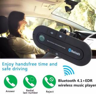 Visor Car Kit Bluetooth Loa rảnh tay Điện thoại 5.0 Bluetooth Cuộc gọi trên ô tô Bộ thu Bluetooth Máy nghe nhạc thumbnail
