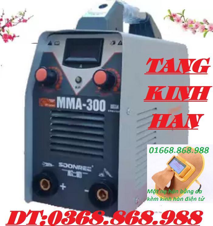 máy hàn - Máy hàn điện tử mailtank MMA-300