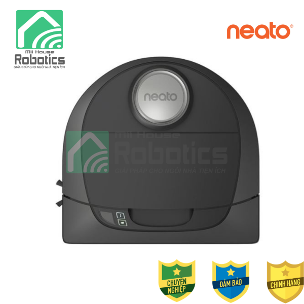 Robot hút bụi Naeto Botvac D5 Connected - Hàng chính hãng mới new 100%