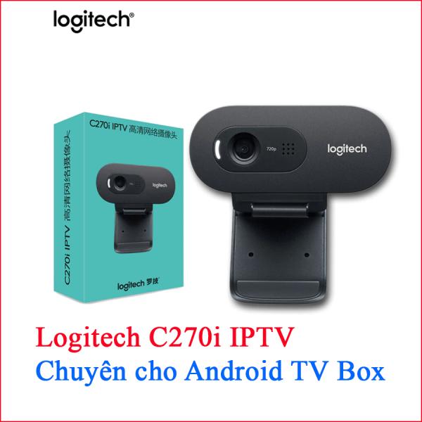 Bảng giá Webcam Logitech C270i IPTV chuyên cho android tv box Phong Vũ