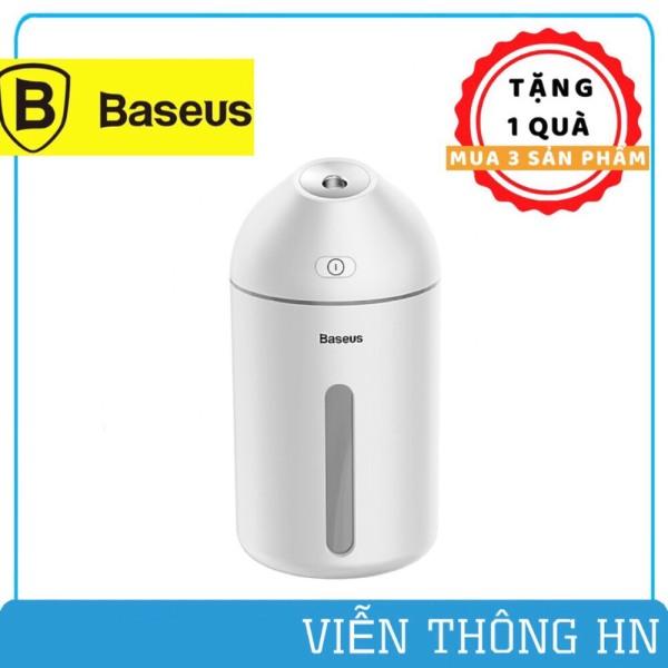 Máy phun sương tinh dầu đa năng tạo độ ẩm chăm sóc da thương hiệu cao cấp Baseus C9 320ml  - Vienthonghn