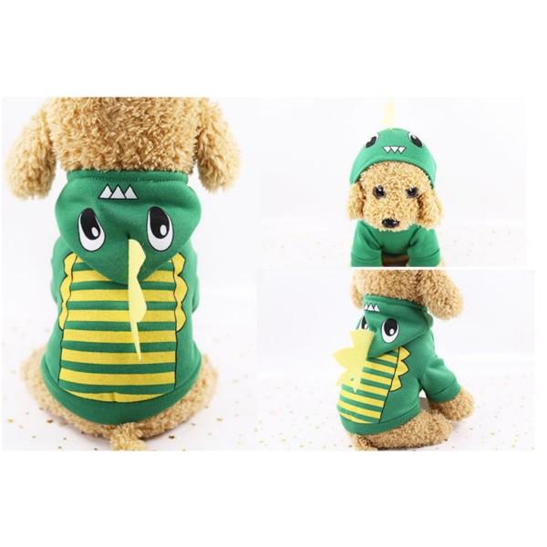 Áo cho chó mèo 2 chân, Đủ Size, Quần Áo Thú Cưng