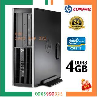 Cây máy tính để bàn HP 6200 Pro Sff (CPU i5 2400, Ram 4GB, HDD 500GB, DVD).Quà Tặng USB Wifi. Hàng Nhập Khẩu thumbnail