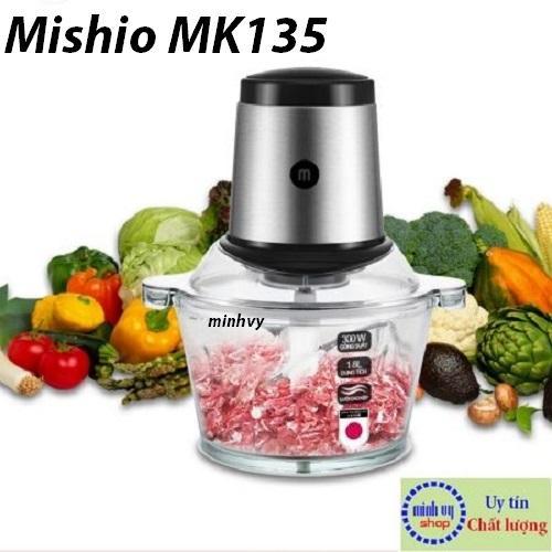 Coupon tại Lazada cho Máy Xay Thịt đa Năng Mishio MK135