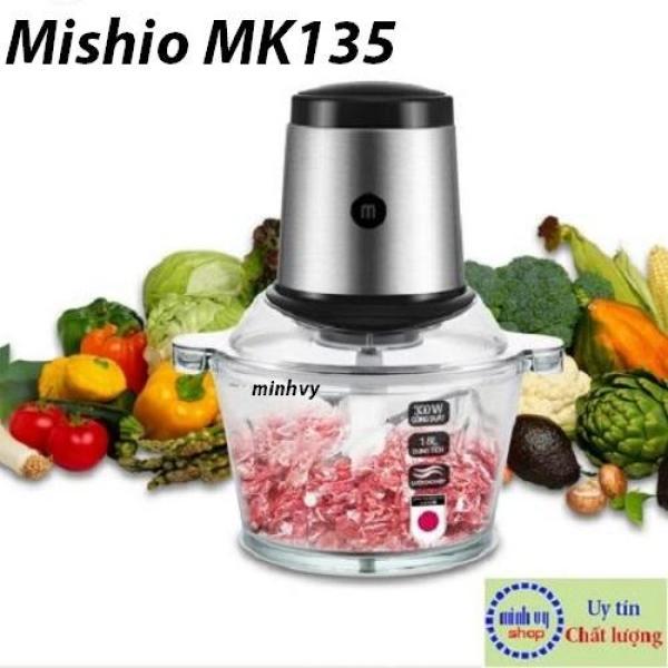 Máy xay thịt đa năng Mishio MK135
