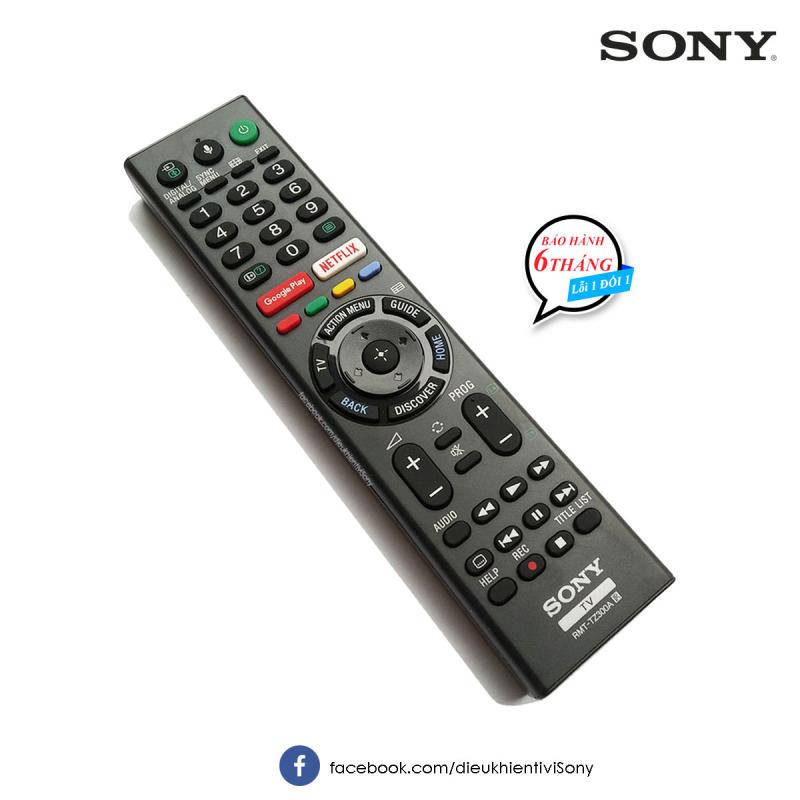 Bảng giá Điều khiển TV Sony thông minh 4K (Không giọng nói)