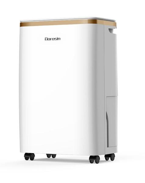 (Hàng có sẵn Freeship)- Máy hút ẩm lọc không khí ER-1201- chính hãng Dorosin hệ máy nén cao cấp của Panasonic-Tặng kèm màng lọc không khí-Bảo hành 1 năm