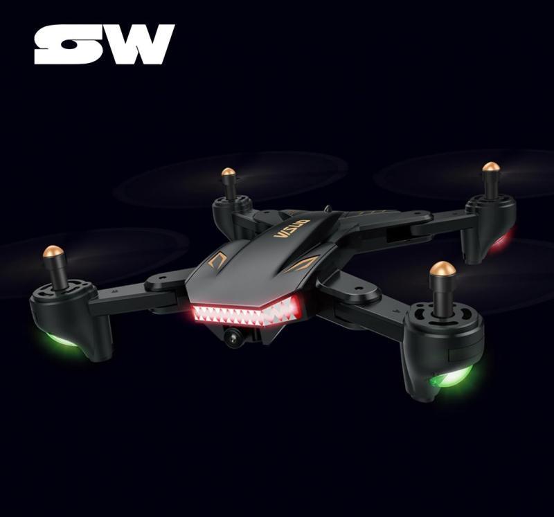 [SWTOYS] FLYCAM Visuo XS809S Thế Hệ Mới, Camera FPV 2.0 HD, Giữ Độ Cao, Nâng Cấp Từ Phiên Bản XS809HW