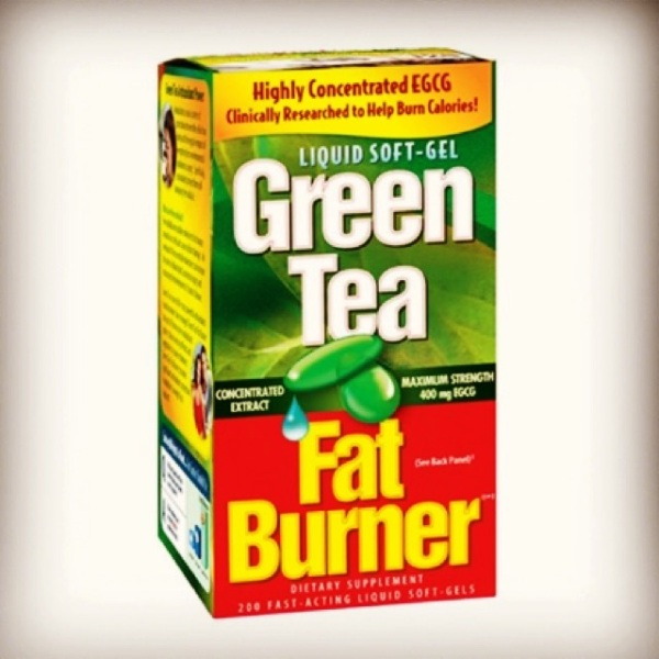 GREEN TEA FAT BURNER USA GIẢM CÂN TRÀ XANH Hộp 200 viên giá rẻ