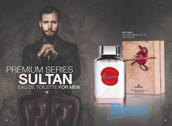 Nước hoa Sansiro 100ml cho nam - Sultan
