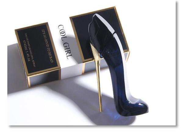 Siêu rẻ - Nước hoa nữ hình chiếc giày cao gót 40ml cao cấp