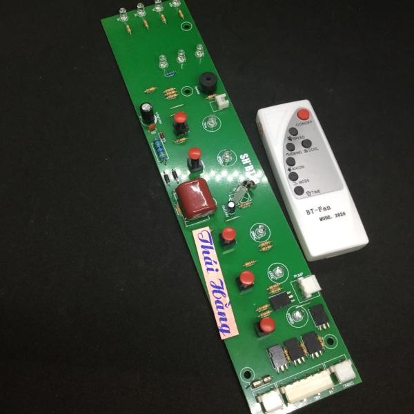 Bảng giá Bo mạch và điều khiển quạt hơi nước SH,BT20