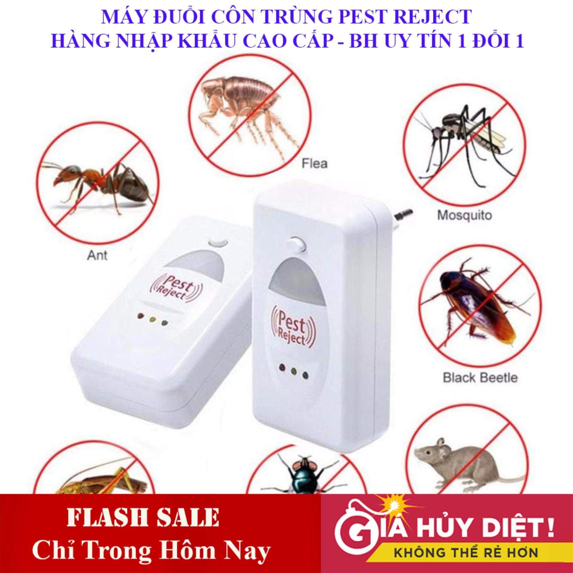 Đèn đuổi muỗi nhật bản , Đèn bắt muỗi nhật bản - Máy đuổi côn trùng pest reject , Công nghệ đuổi muỗi tiến tiến xua đuổi côn trùng hiệu quả, tuyệt đối an toàn S220 - BH Uy Tín 1 đổi 1 bởi Smart Tech