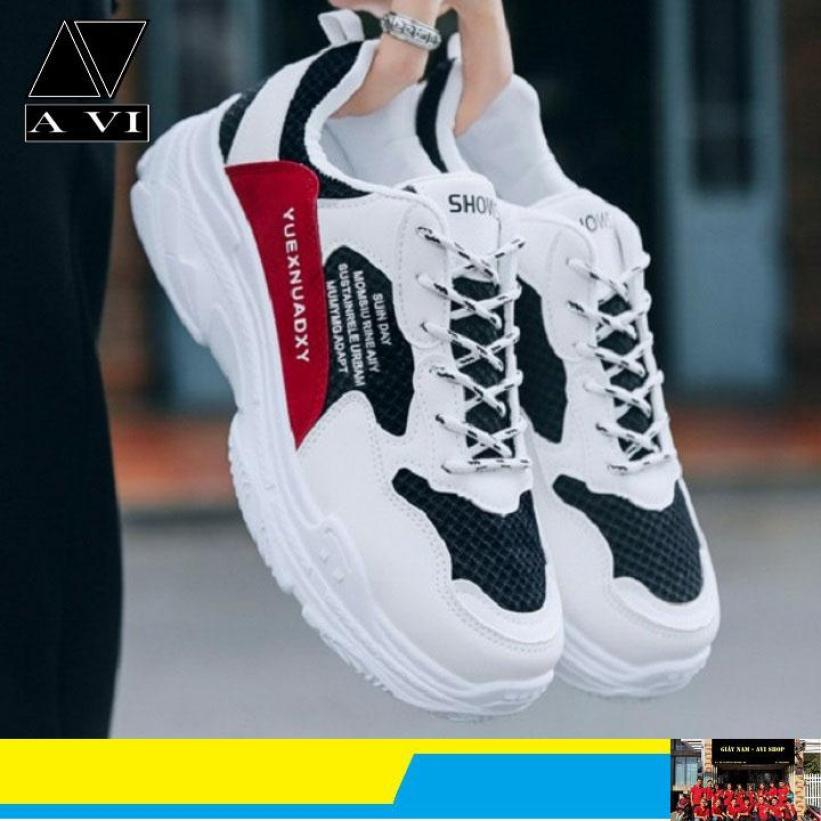 Giày nam, giày thể thao sneaker nam cap cấp  mẫu mới hot SP-283 giá rẻ