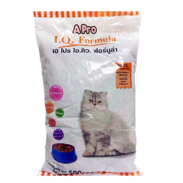 Thức ăn cho mèo Apro IQ Formula 500g - CutePets