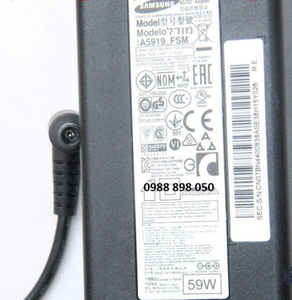 Bảng giá Adapter cho tivi Samsung LCD Led 19V 3.17A