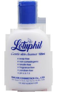 Sữa Rửa Mặt Lotuphil 125 ml thumbnail