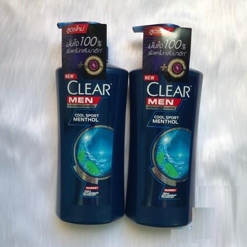 Dầu gội Clear men 450ml giá rẻ