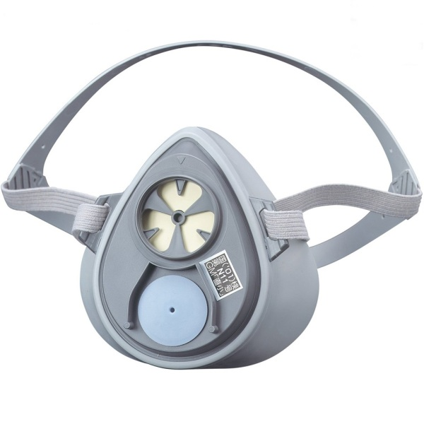 Mặt nạ phòng độc chuyên dụng 3M 3100 và Phin lọc 3301K-100 - PuDa Mall, bảo hộ lao động, bảo vệ hô hấp