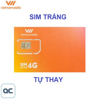Sim trắng phôi 4G vietnamobile thumbnail