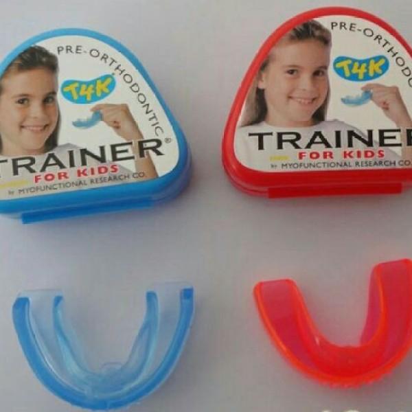 Dụng cụ nắn chỉnh răng cho trẻ 6-10 tuổi trainer t4k xanhhồng - màu hồng, sản phẩm đa dạng, chất lượng tốt, đảm bảo an toàn sức khỏe người sử dụng