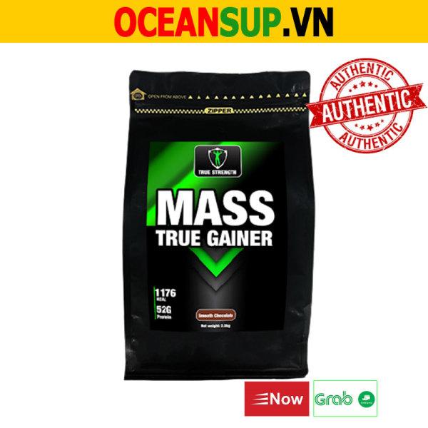 Sữa Tăng Cân Mass True Gainer - Tăng Cân Tăng Cơ - Bịch 2.5kg