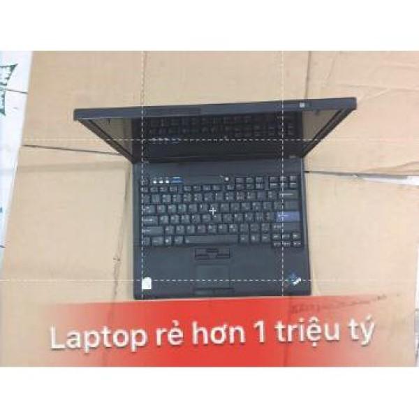 Laptop cũ IBM T60 CO2/ 2gb/ ổ 160gb/ màn 14.1, máy nguyên bản chạy mượt