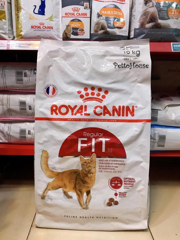 Thức ăn cho mèo trưởng thành Royal Canin Fit32 10kg
