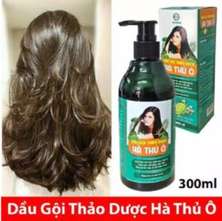 Dầu Gội Thảo Dược Hà Thủ Ô 300ml kích thích mọc tóc giảm rụng tóc-300ml thumbnail