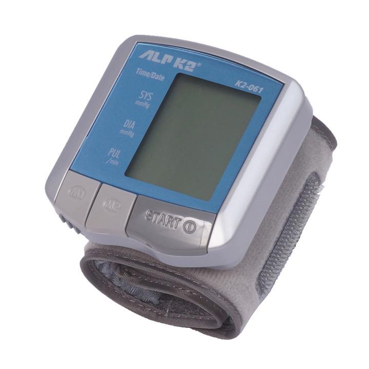 Nơi bán Máy đo huyết áp cổ tay Alpk2 K2-061