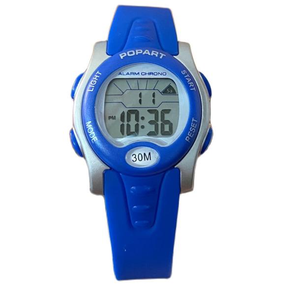 Đồng hồ điện tử cao cấp POPART nam nữ chống nước, Mã 01 bán chạy