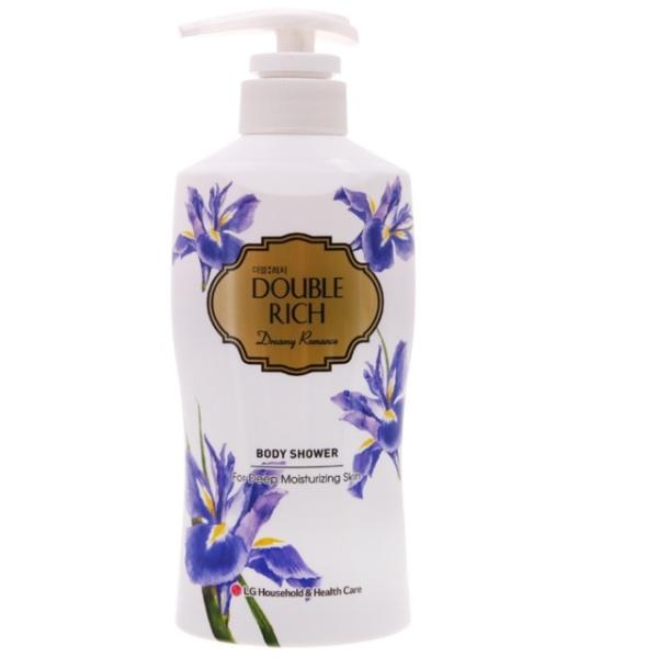 Sữa tắm Double Rich hương hoa Iris 550g