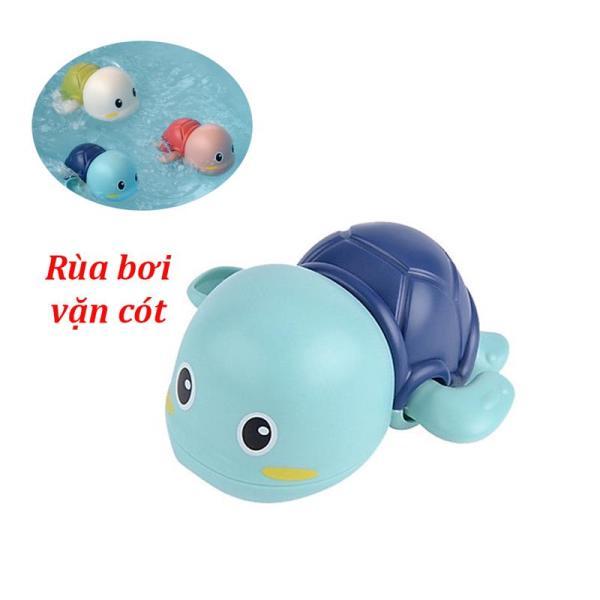 Rùa bơi dây cót đồ chơi nhà tắm