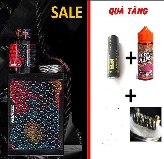 Combo Funky Kit 80w Starter Kit kèm pin và dầu 30ml