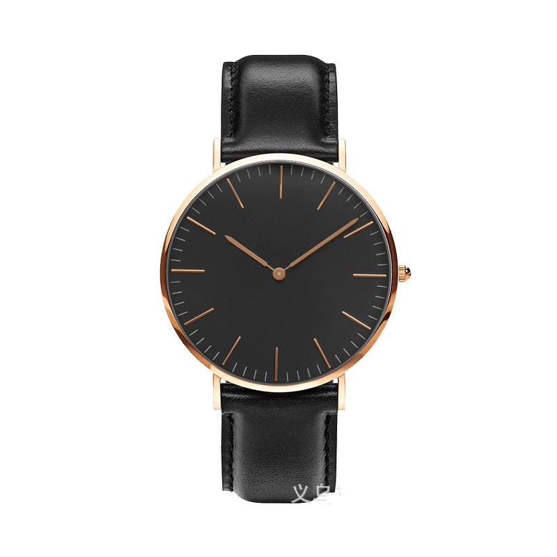 Nơi bán Đồng hồ nam dây da tổng hợp Geneva PKHRGE068 (mặt đen)