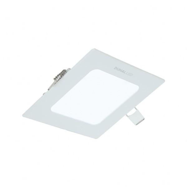 đèn led âm trần hình vuông viền nhôm SDGV509 (9W), SỬ DỤNG CHIP SAMSUNG CHÍNH HÃNG