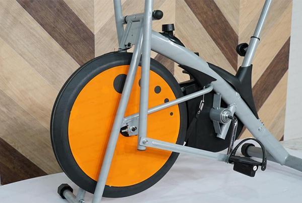 AIR BIKE - Xe đạp tập thể hình MK77 + Đai massage X5