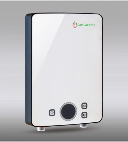 Bảng giá Máy nước nóng hồng ngoại SuperGreen: IR-245 (Trắng) - Hãng phân phối chính thức + Tặng sen tăng áp