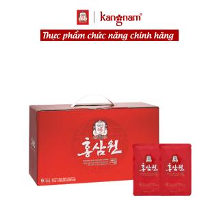 [HCM]Nước hồng sâm won KGC Cheong Kwan Jang 70ml x 15 gói tinh chất hồng sâm Hàn Quốc KGC Tăng cường sức đề kháng giúp bồi bổ cơ thể và các cơ quan nội tạng thumbnail