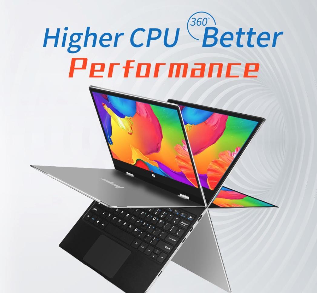 Laptop Jumper Ezbook X1 Cảm ứng 360 Giá Rẻ Nhất Thị Trường