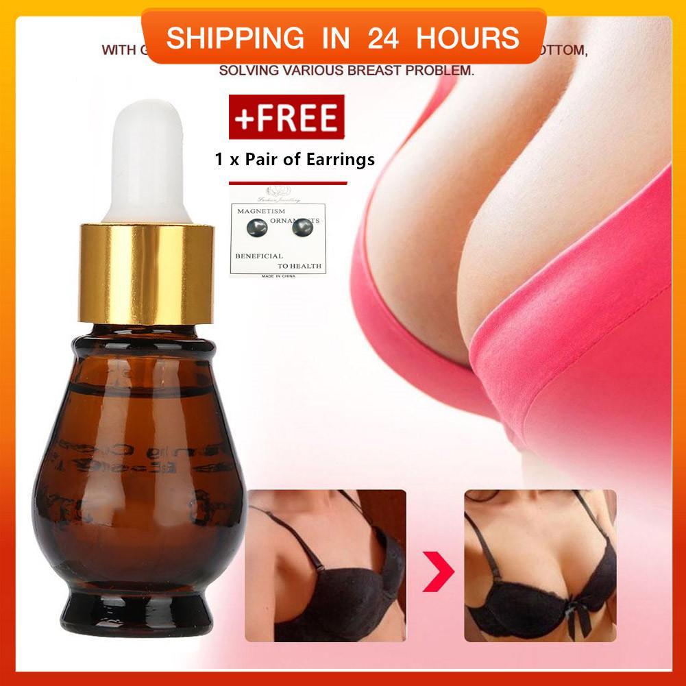 [quà miễn phí]10 ml Làm Đẹp Lavander Ngực Tinh Dầu Ngực Săn Chắc Dầu tốt nhất